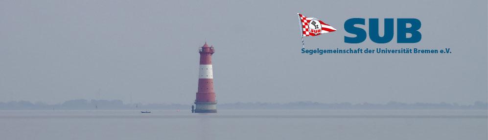 Nordseesegeln mit der SUB-Bremen