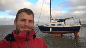 Sebastian Janotta berichtet von seinem Leben an Bord des Kimkielers Bea Orca