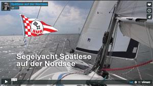 Hier seht ihr ein Video mit Spätlese auf der Nordsee